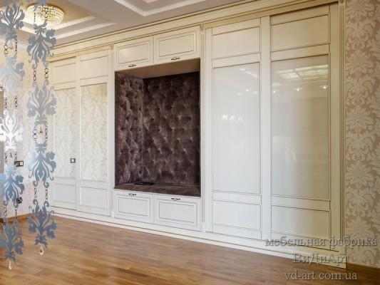 Прихожие - проект компании ВиДиАрт Одесса