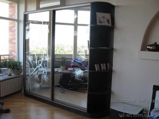 Шкафы - проект компании ВиДиАрт Одесса