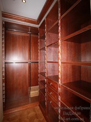 Шкафы - проект компании ВиДиАрт