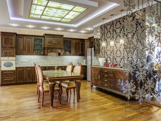 Кухни - проект компании ВиДиАрт Одесса