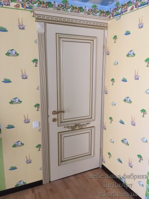 Двери - проект компании ВиДиАрт Одесса